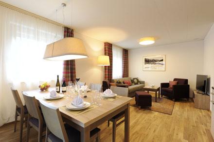 Загляните насайт курорта www.pradasresort.ch ипоспешите забронировать нанедельку уютные апартаменты. Фото: pradasresort.ch