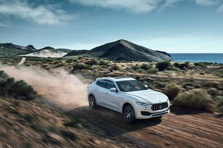 Первый вистории марки внедорожник Maserati Levante олицетворяет собой страсть, образец инженерной мысли исовременность.