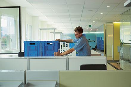 Вечером впятницу ваши сотрудники пакуют личные вещи, авпонедельник начинают свою работу уже нановом месте. www.alexanderkeller.ch