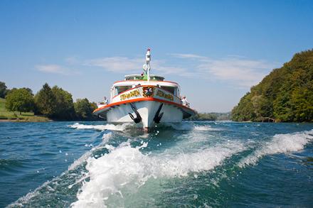В2015 году Швейцарская судоходная компания Унтерзее иРейна отмечает свое 150-летие.