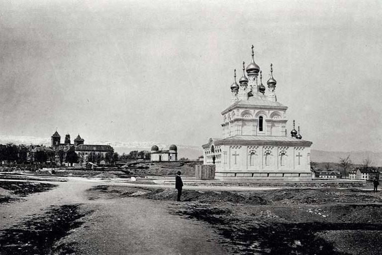 Русская православная церковь вЖеневе