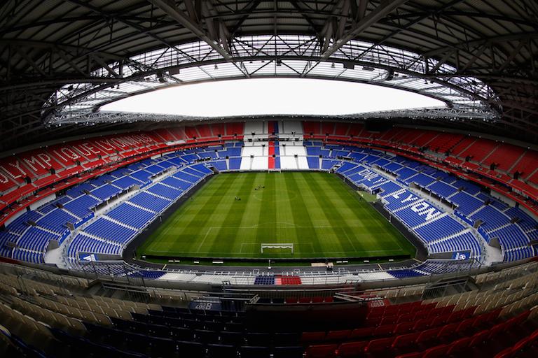 Финал Лиги Европы, Лион