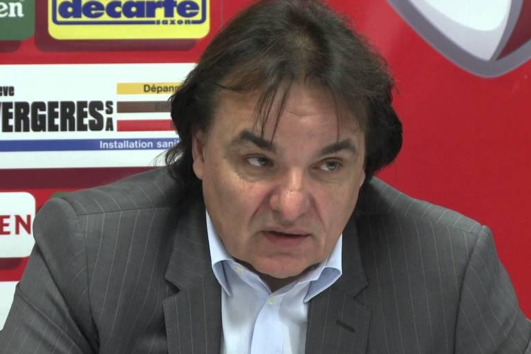 Президент ФК«Сьон» Кристиан Константин
