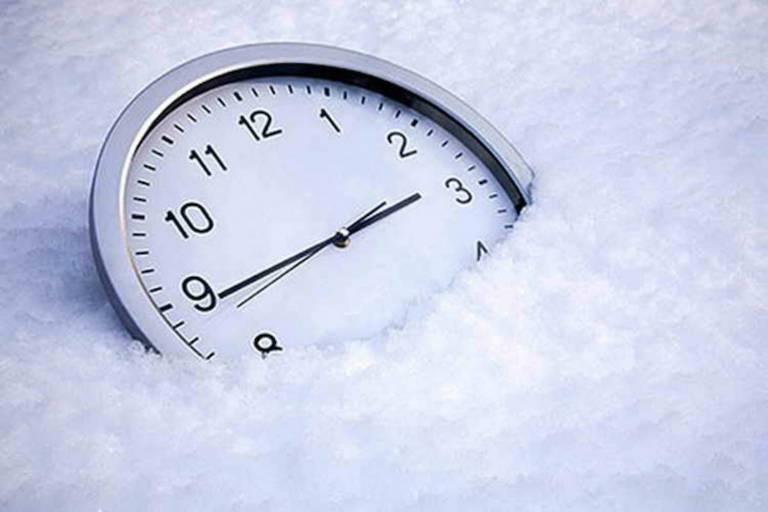 Зимнее время в Швейцарии