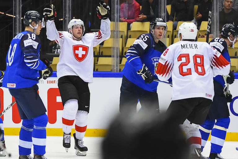 Чм по хоккею 2018