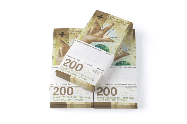 200-Franken-Note