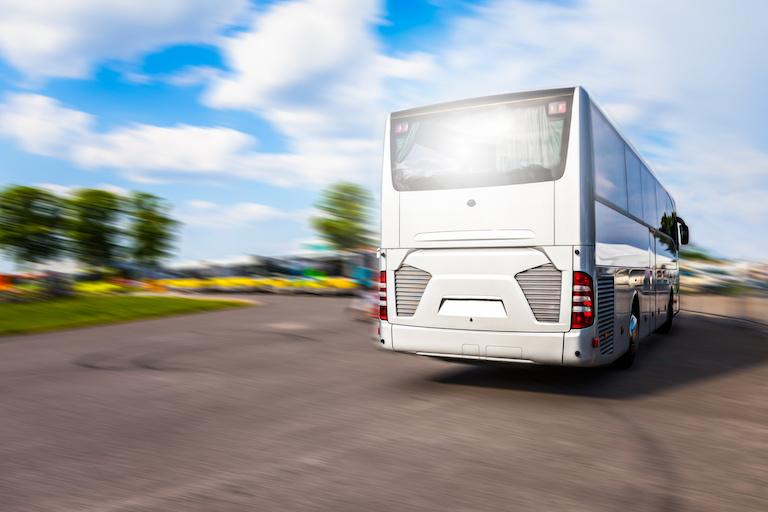 Автобус в Швейцарии