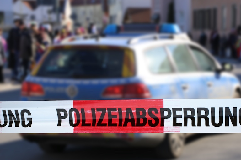 Полиция в Швейцарии