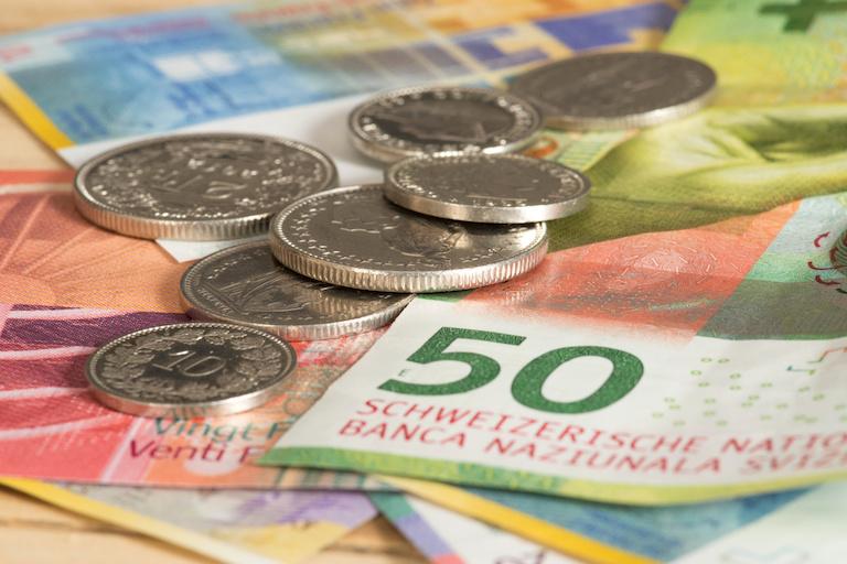 Зарплата в Цюрихе