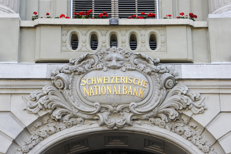 Нацбанк Швейцарии
