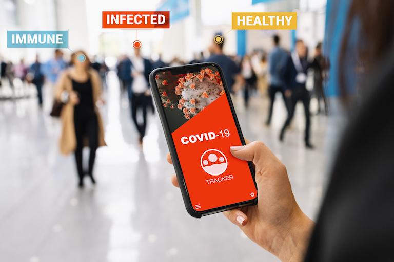 коронавирус-приложение