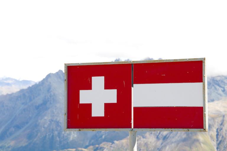 Швейцарско-австрийская граница