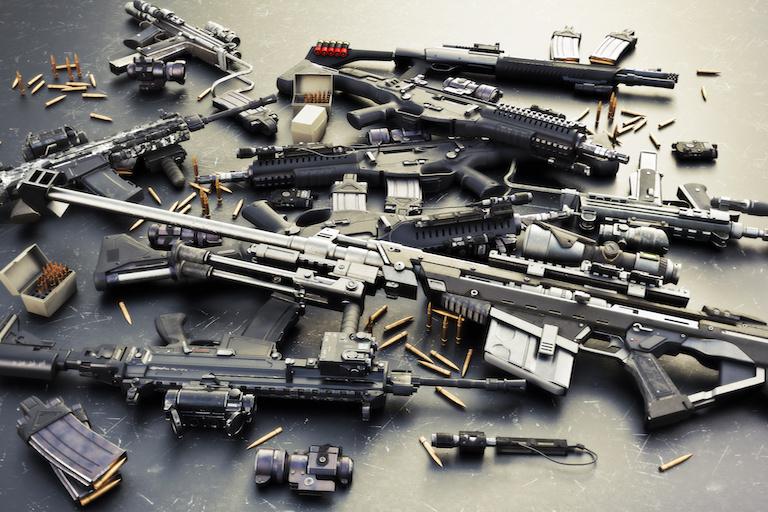 Производство оружия