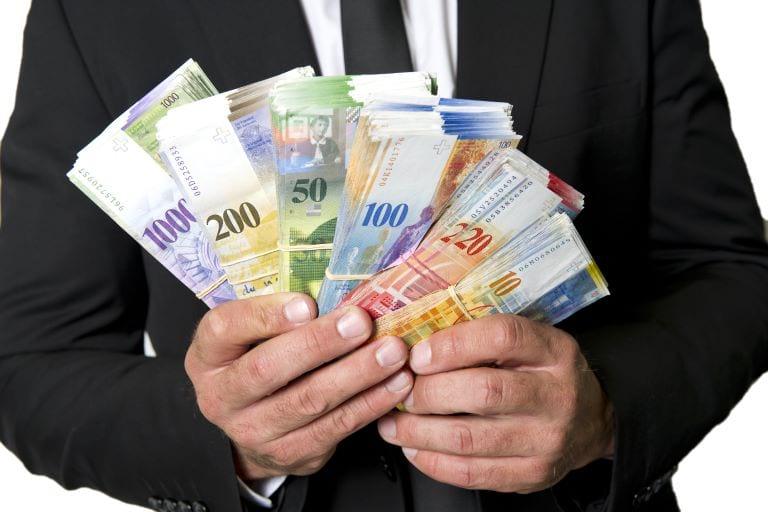 Швейцария 2500 франков однокомнатная квартира в риге